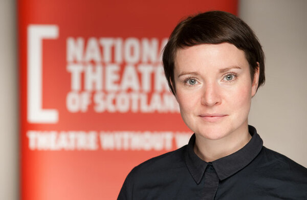 Jackie Wylie appointed artistic director of National Theatre of Scotland