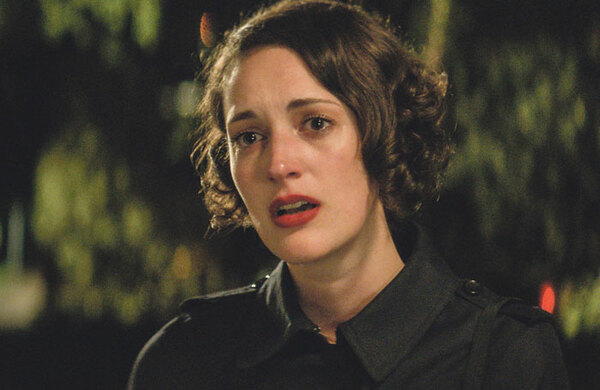 Phoebe Waller-Bridge wins 2016 Groucho Club Maverick award for Fleabag