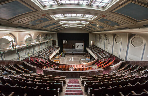 Leith's Citadel Theatre given fresh life after 30 years
