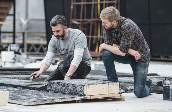 How budding technicians diversify the workforce at the Royal Opera House