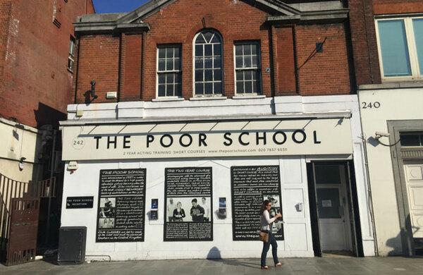 The Poor School in London to close after 32 years