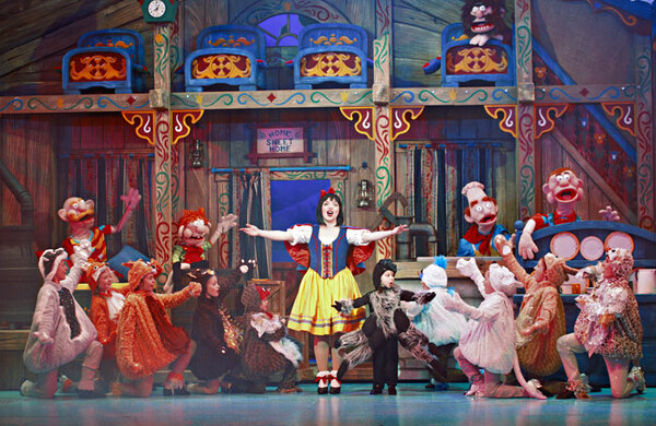 Great British Pantomime Awards launched to celebrate genre