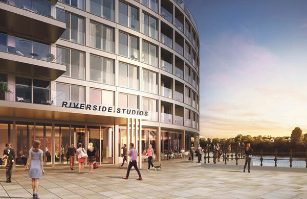 Theatre's digital future finds a £50m home at Riverside Studios