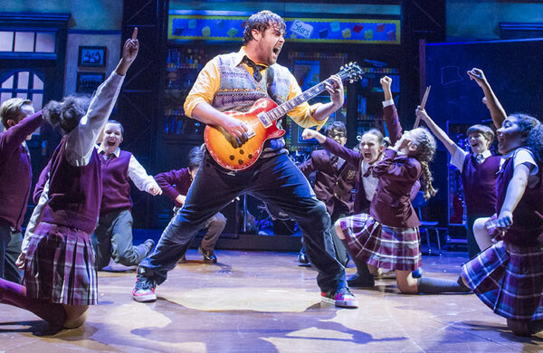 School of Rock confirms dates for first UK and Ireland tour