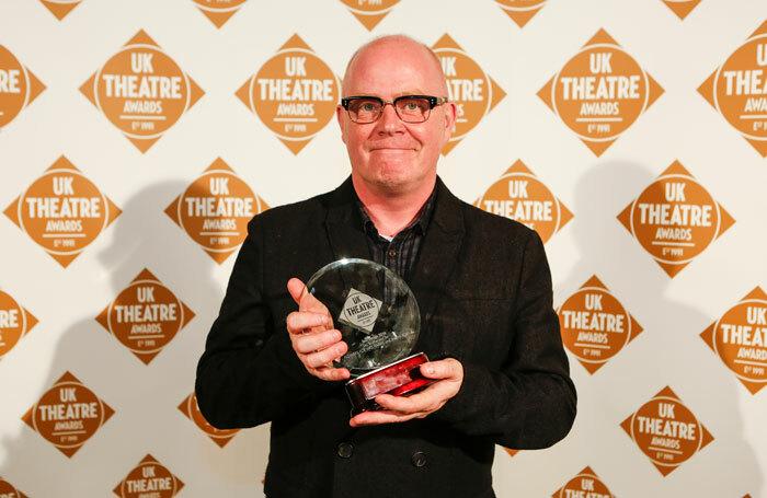 Lez Brotherston won the award for best design at the UK Theatre Awards 2016. Photo: Pamela Raith