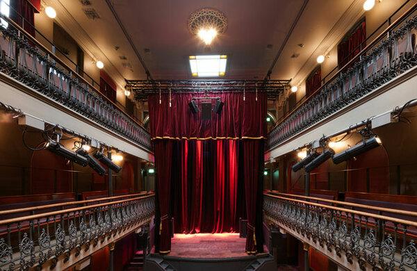Theatres Trust launches £100k Urgent Repairs Scheme fund