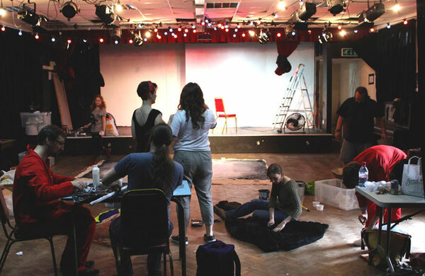 UK's 'first dedicated improv theatre' to open in Bristol in March 2017