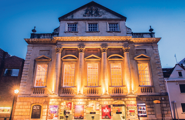 Birmingham Rep, Glasgow Citizens, Bristol Old Vic and Watford Palace to host Stage One apprenticeships