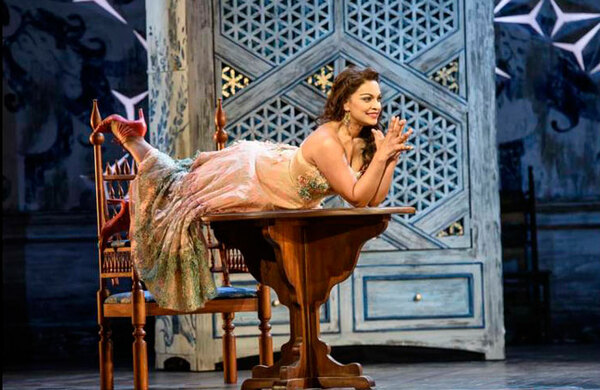 Glyndebourne behind-the-scenes documentary to air on BBC4