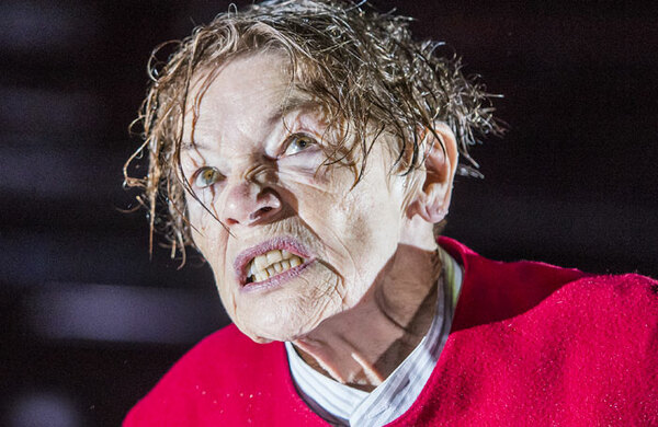 Glenda Jackson's King Lear to be adapted for Boxing Day broadcast