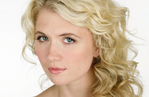 Scarlett Strallen: 'I've suffered a lot with stage fright'