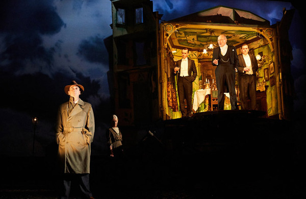 An Inspector Calls producer Peter Wilson: 'Musicals are squeezing out plays in the West End'