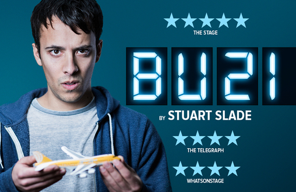 Competition: Win tickets to see BU21 at London's Trafalgar Studios