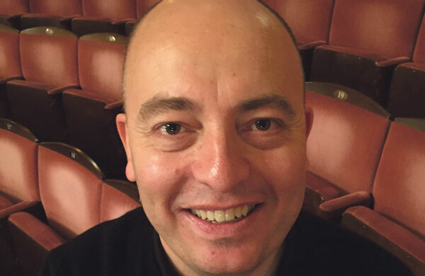 Box office manager Alec Connell: 'My first job was in 1985 when it was still manual ticketing'