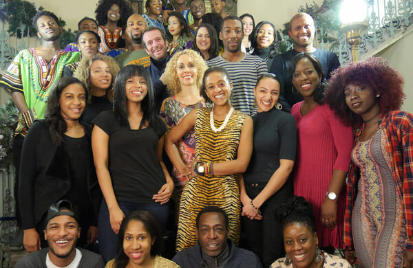 Black talent showcase aims to stem flow of minority performers to US