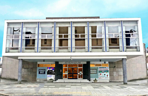 Plymouth Athenaeum theatre to reopen after seven years