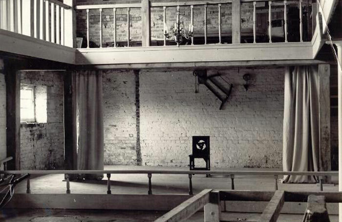 The Watermill was converted into a theatre 50 years ago