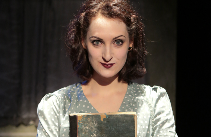 Molly Beth Morossa in Greywing House. Photo: Michael Delaney
