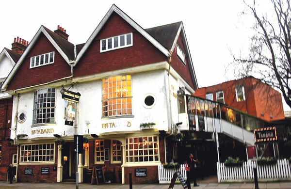 Chiswick's Tabard Theatre closes amid management overhaul