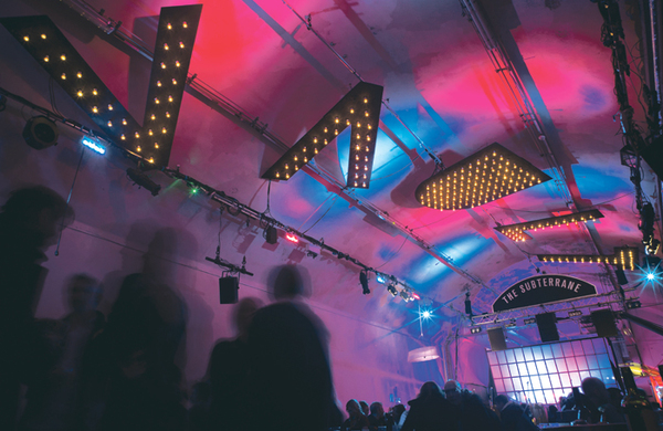 How the Vault Festival is thriving beneath London's streets