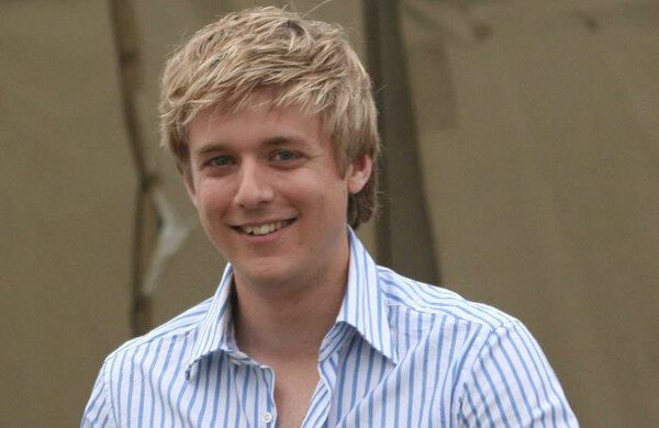 Watch now: performer Jonathan Ansell storms stage in unpaid wages protest