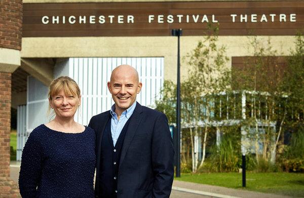 Djalili and McKellen to star in Daniel Evans' first Chichester Festival Theatre season