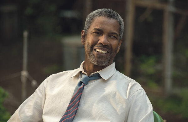 Watch now: Fences director and star Denzel Washington talks to The Stage