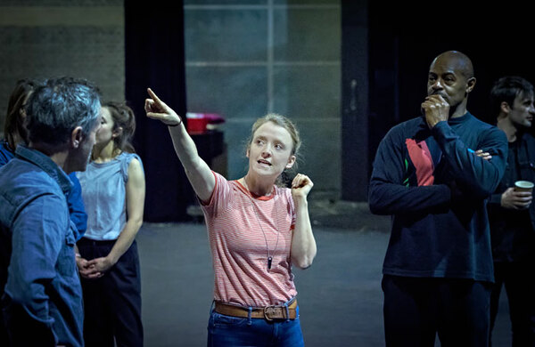 Amy Leach appointed West Yorkshire Playhouse associate director
