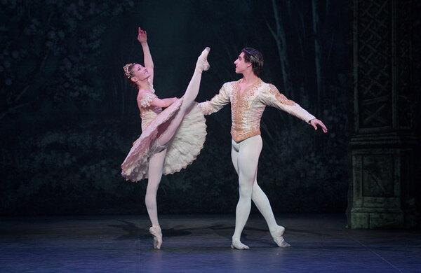 English National Ballet wins outstanding company at Critics' Circle National Dance Awards