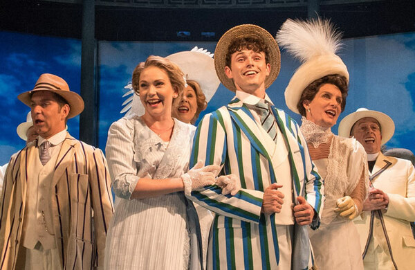Mark Shenton's week: Who's telling the truth about Half a Sixpence casting?