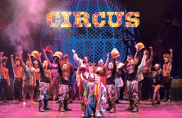 Julius Green: Everyone should run away with the circus
