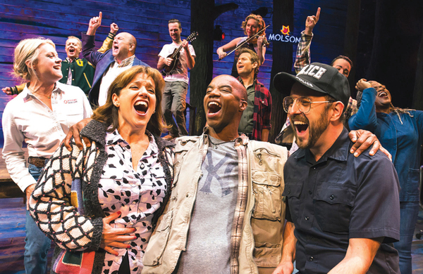 How Canadian 9/11 tale made the journey to Broadway