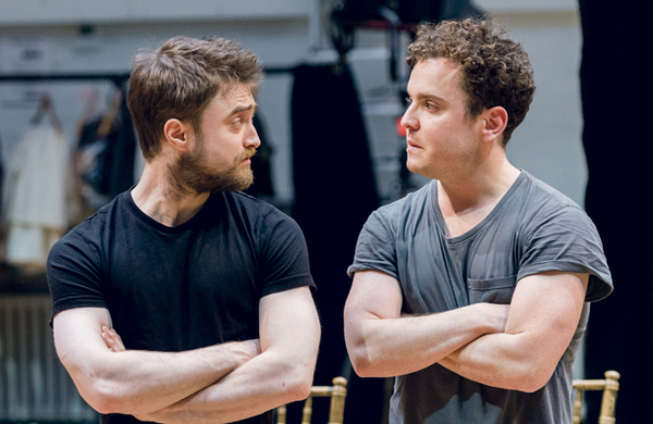 How Stoppard's debut, Rosencrantz and Guildenstern Are Dead, dazzled Theatreland