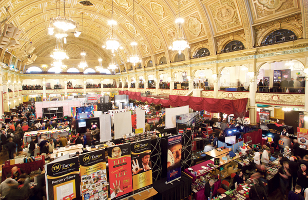 For the world of magic, Blackpool is the place to be in February