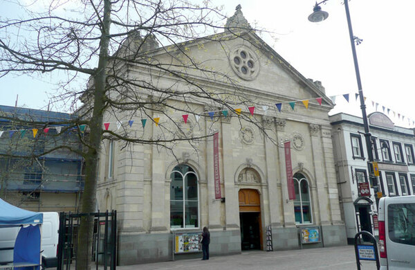Newbury Corn Exchange announces major development plans