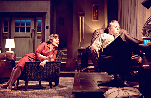 Who's Afraid of Virginia Woolf? starring Imelda Staunton – review round-up