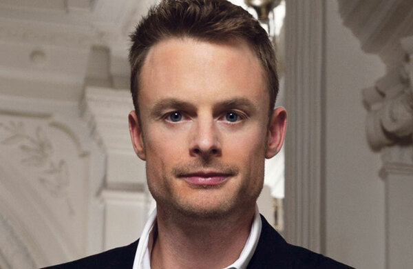 Christopher Wheeldon: 'I'd never directed, so An American in Paris was a leap of faith'
