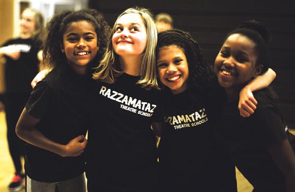 The Stage Scholarships 2017: Razzamataz Theatre Schools