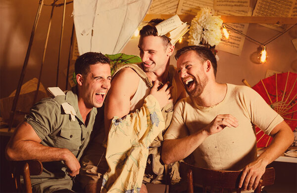 All-male Mikado to tour the UK