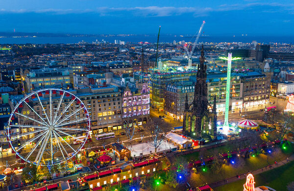 Underbelly extends Edinburgh dominance with Hogmanay coup