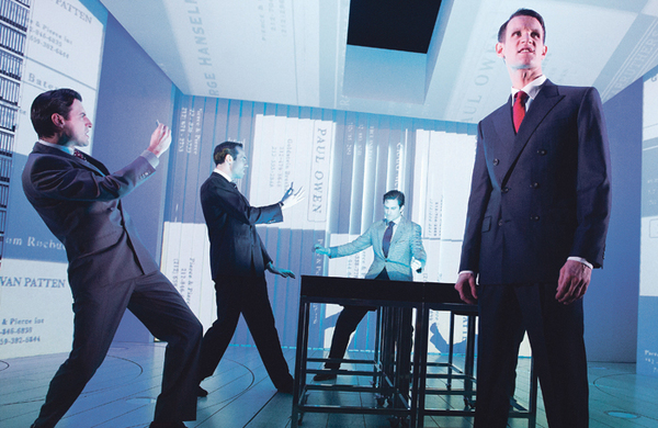 American Psycho musical in talks to return to London