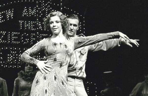 42nd Street: The musical coming back a star