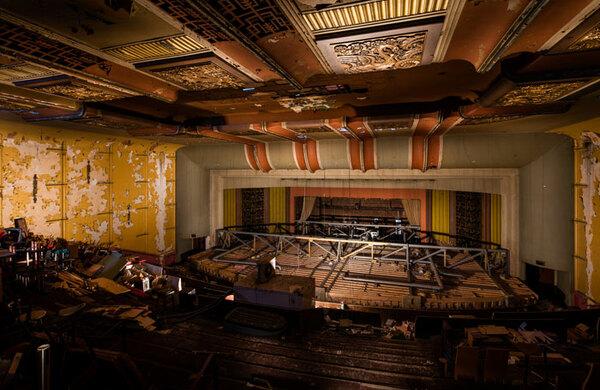 Plans unveiled to turn Savoy Cinema into Hackney Arts Centre