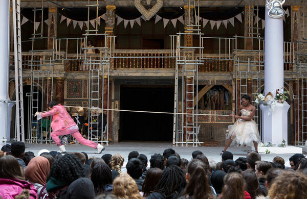 Squeeze on arts subjects to blame for decline in school theatre trips, warn theatre leaders