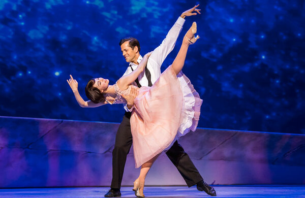 An American in Paris extends booking to January 2018