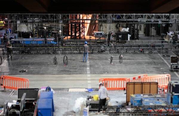 Tom Clutterbuck: Stage managers are a disorganised technicians' best friend