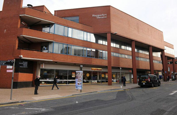Leicester's Haymarket Theatre closed in 2007 to be replaced by Curve