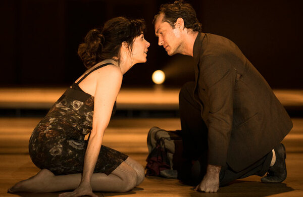 Ivo van Hove's Obsession starring Jude Law – review round-up