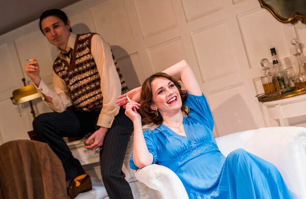 The Philanthropist starring Simon Bird and Charlotte Ritchie – review round-up