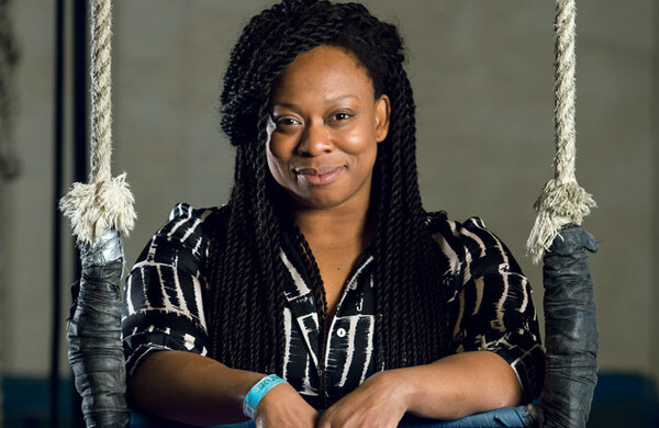 Upswing's Vicki Amedume: 'We need to make diverse circus'
